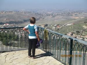 Liv ser inn i Libanon