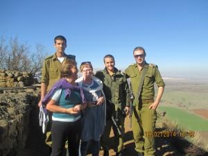 Sammen med Israel forsvar!